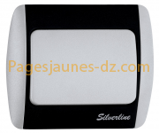 BMS ELECTRIC,Sarl=>Interrupteur BLACK SILVER