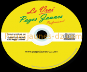 LES PAGES JAUNES Edition,Sarl=>CD ROM ALYPOD