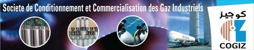 Conditionnement & Commercialisation des Gaz Industriels,Spa