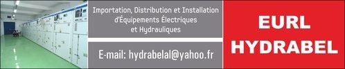 HYDRABEL ELECTRIC,EURL