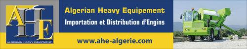 AHE Algerian Heavy Equipment,Sarl