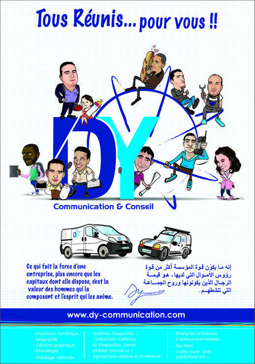 DY Communication & Conseils