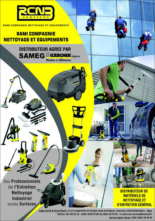 RCNE Rami Compagnie Nettoyage & Equipements